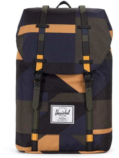 Herschel Retreat reppu , beige/sininen